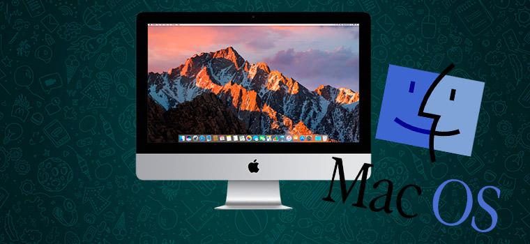 Вотсапп скачать для Мак