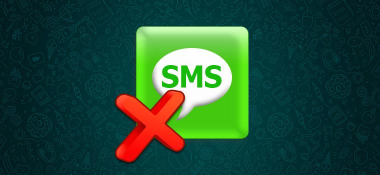 Как удалить сообщения и переписку в WhatsApp