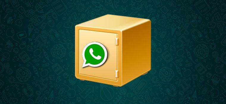 История сообщений WhatsApp где хранится история переписки