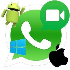 Видеозвонки в WhatsApp теперь доступны для IOS, Android и Windows Phone