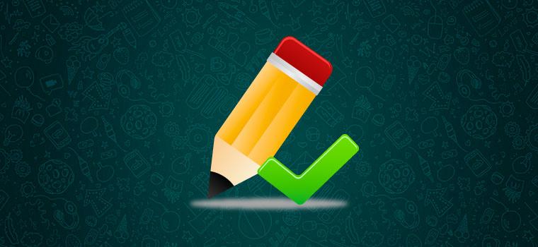 В WhatsApp появится функция редактирования сообщений