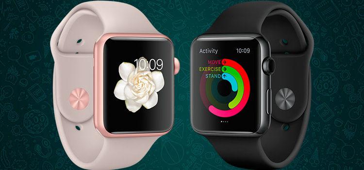 WhatsApp для Apple Watch